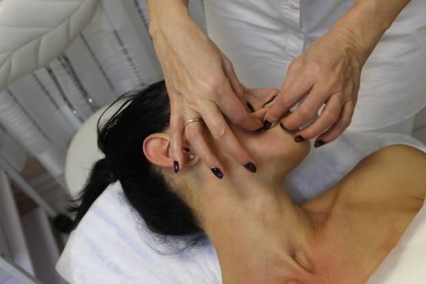 скульптурный массаж