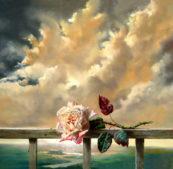 сломанная роза